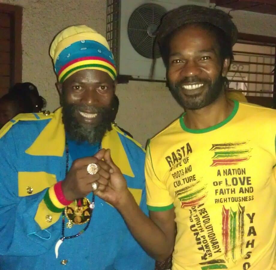 Brother Jimmy: on sòlda a reggae!
