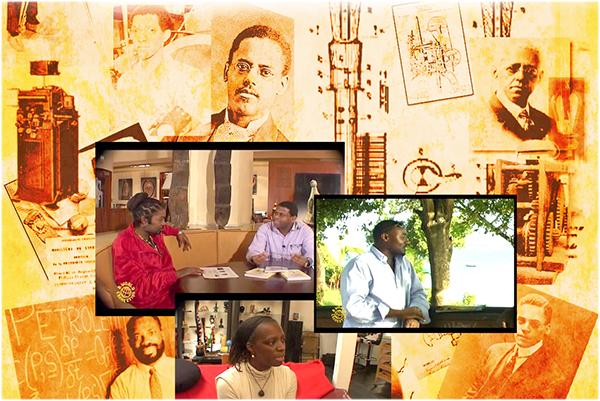 B.World Connection : Les inventeurs et savants Noirs