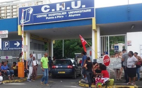 Nouvelles informations à propos du CHU de Guadeloupe